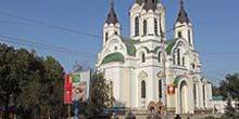 Webcam Zaporozhye - Holy Pokrovsky Cathedral