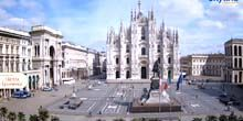 Webcam Milan - Cathedral Nativity Virgin Mary, Cathedral Square