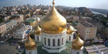 Webcam Rostov-on-don - The Cathedral of the Nativity of the Virgin