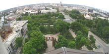 Webcam Kharkov - Panorama from the Assumption Cathedral