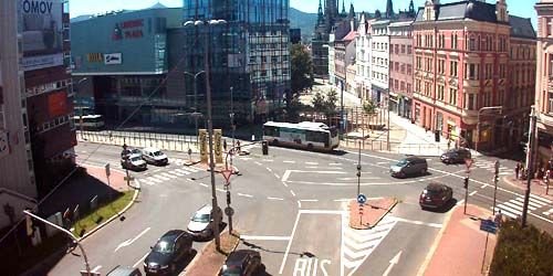 Webcam Liberec - City center