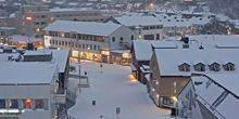 Webcam Kirkenes - The Central part