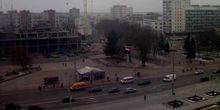 Webcam Mogilev - Center street Pervomayskaya