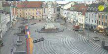Webcam Sankt Pölten - Cathedral square
