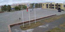 Webcam Karpinsk - Central square