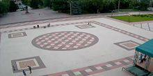 Webcam Valuyki - Central square