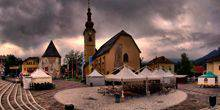 Webcam Tarvisio - The Church of Saints Peter and Paul