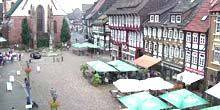 Webcam Einbeck - central square