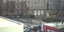 Webcam Beltsi - Central Square, City Hall