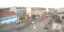 Webcam Schwechat - central square