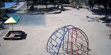 Webcam Kerch - Children's playground in the Youth Park
