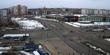Webcam Vitebsk - Crossing of Chkalov and Soldiers-Internationalists