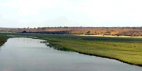 Webcam Katima-Mulilo - Chobe Camping on the Gwando River
