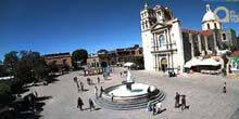 Webcam Tequisquiapan - Church of the Assumption of the Blessed Mary