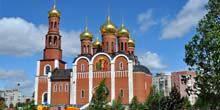 Webcam Nizhnevartovsk - Church of the Nativity
