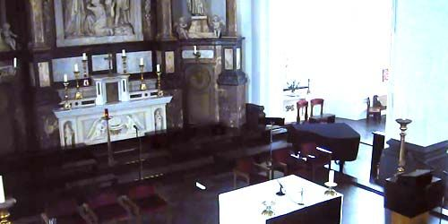 Webcam Nijmegen - Church of Antonius Abbot Wiichen