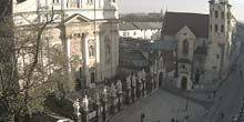 Webcam Krakow - Church of Saints Peter and Paul