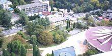 Webcam Sochi - Resort Avenue, circus and hotel Sochi Breeze