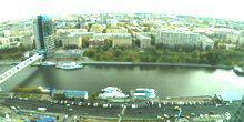 Webcam Moscow - Panorama view of Moscow City
