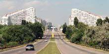 Webcam Kishinev - City Gate