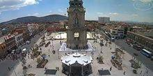 "Webcam Pachuca de Soto - Monument ""The Clock Tower"""