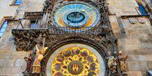 Prague astronomical clock Prague