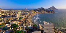 Webcam Mazatlan - Coast beaches