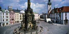 Webcam Olomouc - Upper Square, Holy Trinity Column