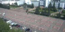 Webcam Ulan-Ude - Central Council Square