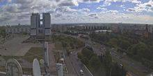 Webcam Kaliningrad - View of the house of councils