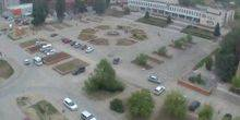 Webcam Volgograd - The area in front of House of Culture