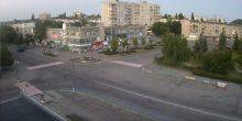 Webcam Kaniv - Central Department store and children's world