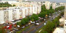 Webcam Kishinev - Prospect Boulevard Dacia