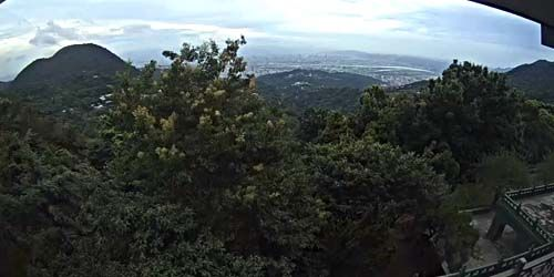 Webcam Taipei - City View from Datunshan Mountain