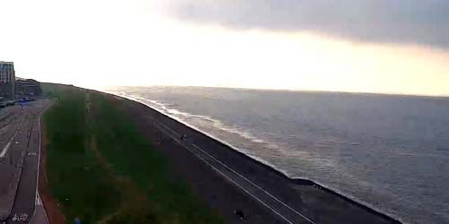 Webcam Amsterdam - Den Helder Bay panorama