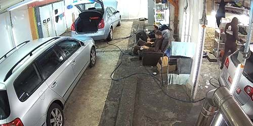 Webcam Minsk - Car detailing