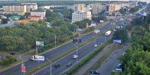 Webcam Stavropol - A view of the traffic of the street Dovatortsev
