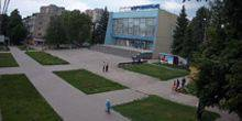 Webcam Sumy - The area in front of the cinema Friendship