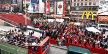 Webcam New York - Fater Duffy Square