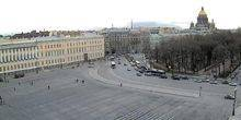 Webcam Saint Petersburg - Palace square