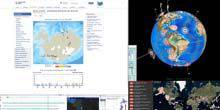 Online monitoring of earthquakes worldwide Idaho Falls