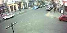 Webcam Odessa - Crossroads of Ekaterininskaya and Tchaikovsky Streets