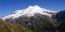 Great view of mount Elbrus Kislovodsk