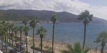 Webcam Marmaris - Ataturk's embankment
