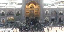 Webcam Mashad - Enghelab Courtyard of the Imam Reza Mausoleum