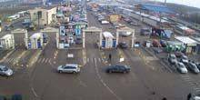 Webcam Odessa - Main entrance to the seventh kilometer market