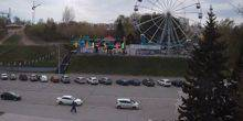 Webcam Barnaul - Ferris wheel