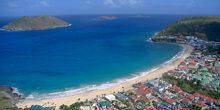 Webcam Gustavia - Beautiful Flamand Bay