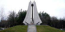 "Memorial complex ""Eternal Flame"" Kotovsk"