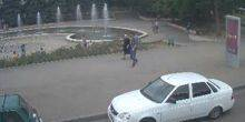 Webcam Pyatigorsk - Fountain street Ordzhonikidze